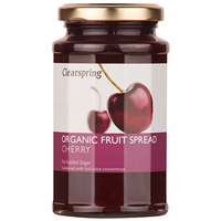Clearspring Organic Fruit Spread - Cherry - 290g