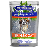 The Missing Link Pet Kelp Formula - Canine Skin & Coat - 227g - Best before date is 6th August 2020