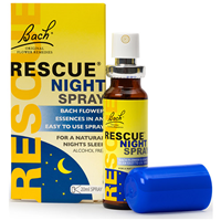 Bach RESCUE NIGHT Spray - 20ml