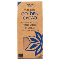 TAKA Turmeric Golden Cacao - 125g Powder