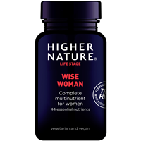 Higher Nature True Food Wise Woman - 30 Vegicaps