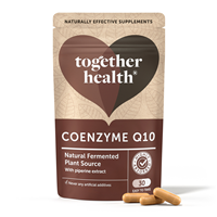 Together Bio-CoQ10 - Naturally Fermented - 30 Vegicaps