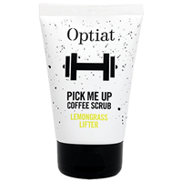 Optiat Lemongrass Lifter Coffee Scrub - 90g