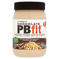 PBfit Chocolate Peanut Butter Powder - 225g