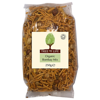 Tree of Life Organic Bombay Mix - 250g