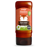 Sweet Freedom Fruit Syrup - 350g