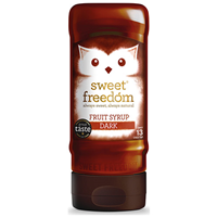Sweet Freedom Fruit Syrup - Dark - 350g