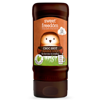 Sweet Freedom Choc Shot - Orange Spice - 320g