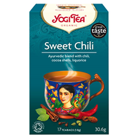 Yogi Tea Organic Sweet Chili - 17 Teabags