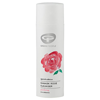 Green People Damask Rose Cleanser - 50ml