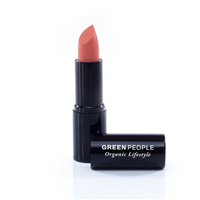 Green People Damask Rose Velvet Matte Lipstick