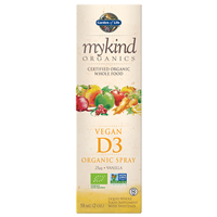 Garden of Life mykind Organics - Vegan Vitamin D3 Spray - 58ml