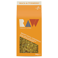 Raw Health Organic Mighty Maca Crispbread - 90g