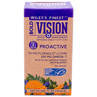Wiley`s Finest Bold Vision: Proactive - 60 x 550mg Capsules