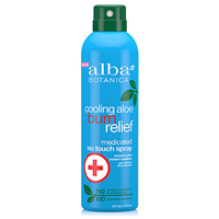 Alba Botanica Cooling Aloe Burn Relief Spray - 177ml