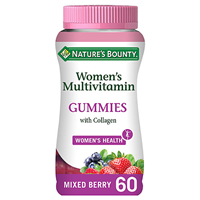 Nature`s Bounty Women`s Multivitamin - 60 Gummies