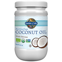 Garden of Life Raw Extra Virgin Coconut Oil - 414ml