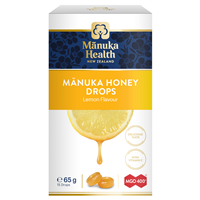 Manuka Health MGO 400+ Lozenges Lemon - 15 Pack