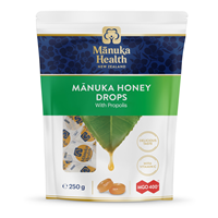 Manuka Health MGO 400+ Lozenges Propolis - 250gm - 58 Pack