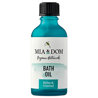 Mia & Dom Bath Oil - 50ml