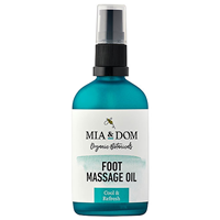 Mia & Dom Foot Massage Oil - 100ml