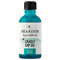 Mia & Dom Cradle Cap Oil - 50ml