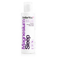 BetterYou Magnesium Sleep Mineral Lotion - 180ml