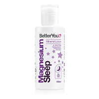 BetterYou Magnesium Sleep Mineral Lotion - Junior - 135ml