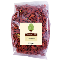 Tree of Life Goji Berries - 250g