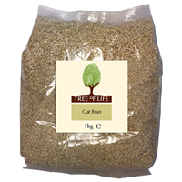 Tree of Life Oat Bran - 1kg