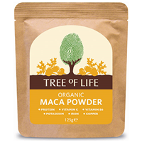 Tree of Life Organic Maca Powder - 125g
