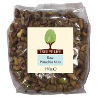 Tree of Life Pistachio Nuts - 250g