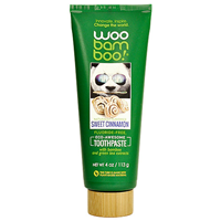 WooBamboo Sweet Cinnamon Adult Toothpaste - 113g