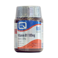 Quest Vitamin B1 - Thiamin - 60 x 100mg Tablets