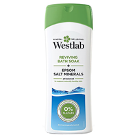 Westlab Epsom Salt Reviving Bath Soak - 400ml