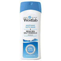 Westlab Dead Sea Salt Soothing Bath Soak - 400ml