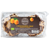 Biona Organic Chocolate Chip Orange Cookies - 240g