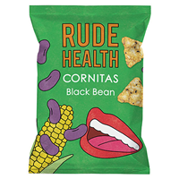 Rude Health Black Bean Cornitas - 90g