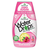 SweetLeaf Water Drops Raspberry Lemonade - 48ml