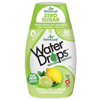 SweetLeaf Water Drops Lemon & Lime - 48ml