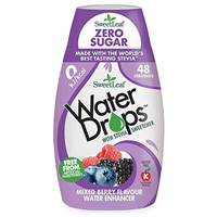 SweetLeaf Water Drops Mixed Berry - 48ml