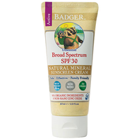 Badger Unscented Sunscreen SPF 30 - 87ml
