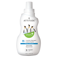 ATTITUDE Laundry Detergent - Wildflowers - 1.05 Litre