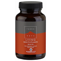 TERRANOVA Living Multivitamin MAN - 100 Vegicaps