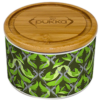 Pukka Supreme Matcha Ceramic Tea Caddy