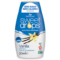 SweetLeaf Sweet Drops Vanilla - 50ml