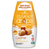 SweetLeaf Sweet Drops Caramel - 50ml