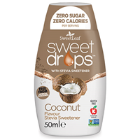 SweetLeaf Sweet Drops Coconut - 50ml