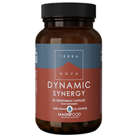 TERRANOVA Dynamic Synergy - 50 Vegicaps