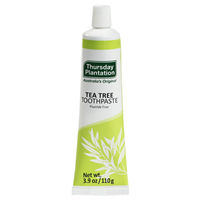 Thursday Plantation Tea Tree Toothpaste - Fluoride Free - 110g